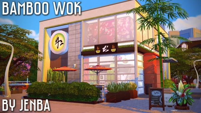 The bamboo wok american chinese restaurant at jenba sims