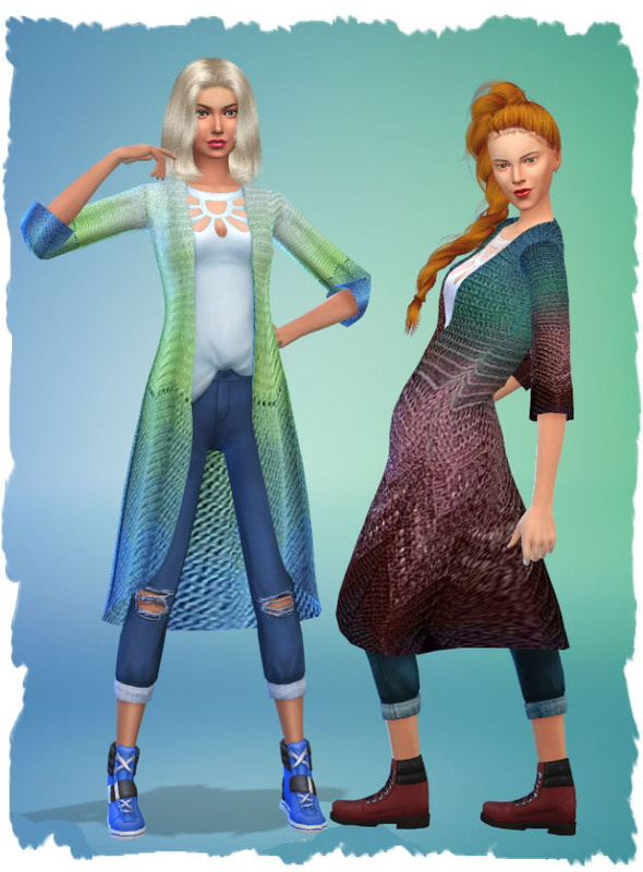 City Jackenoutfit by Chalipo at All 4 Sims image 3071 Sims 4 Updates