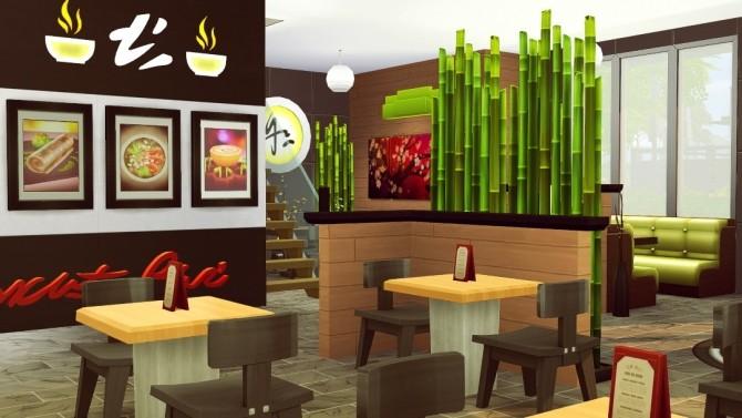 The Bamboo Wok American Chinese Restaurant At Jenba Sims