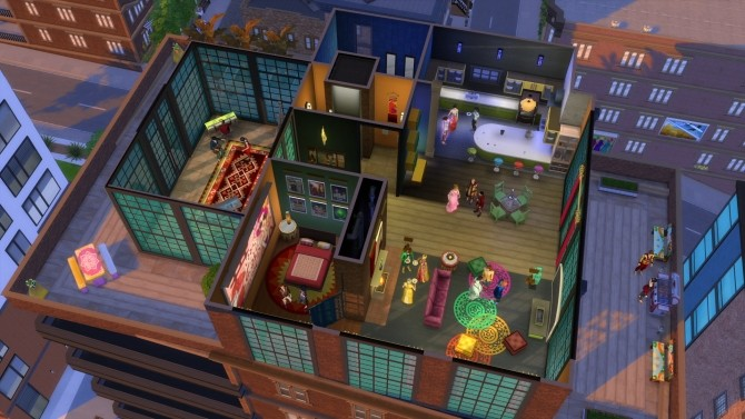 Time to Experience Some City Living at The Sims™ News image 316 670x377 Sims 4 Updates