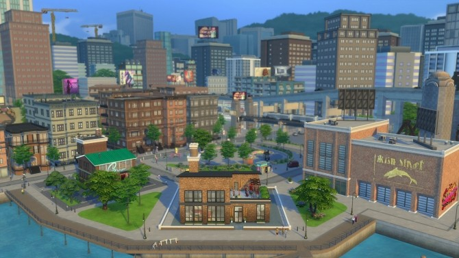Time to Experience Some City Living at The Sims™ News image 320 670x377 Sims 4 Updates