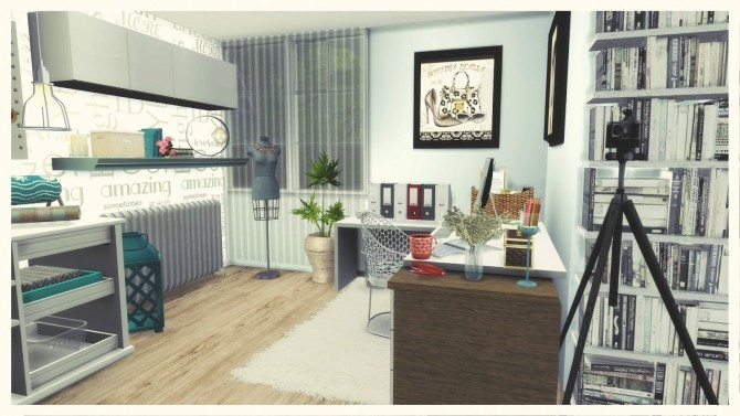 Fashion Design Studio At Dinha Gamer Sims 4 Updates