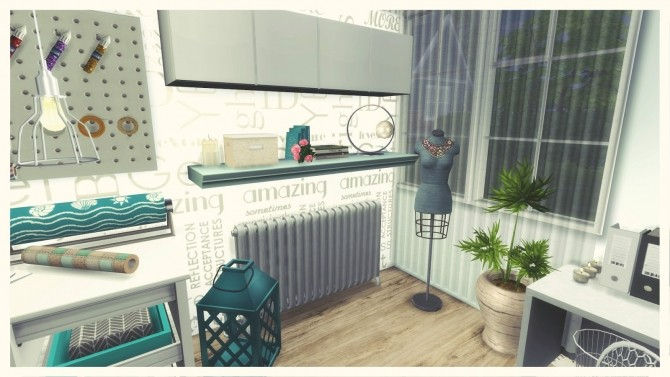 Sims 4 Fashion Design Studio at Dinha Gamer
