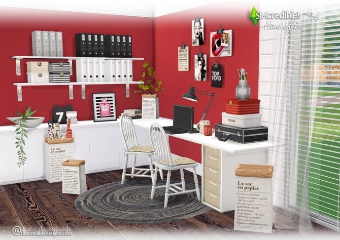 home office items. Items Home Office. Office Compilation Of Lovely At Simcredible! Designs 4 F