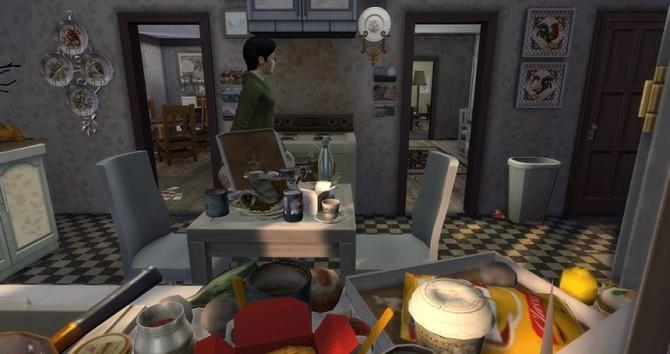 Sims 4 Buffalo Bills 2br 3ba by Shoosh Malooka at Mod The Sims