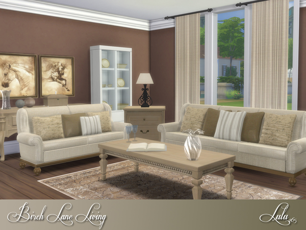 Birch Lane Living By Lulu265 At TSR » Sims 4 Updates