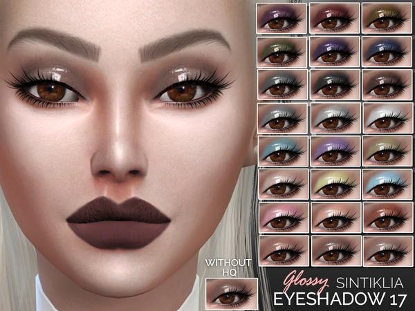 Sims 4 Eyeshadow 17 by Sintiklia at TSR