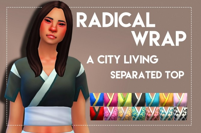 Radical Wrap by Weepingsimmer at SimsWorkshop image 4112 670x445 Sims 4 Updates