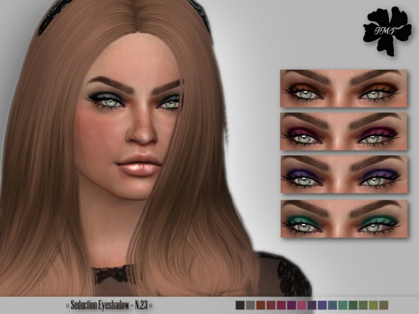 Sims 4 IMF Seduction Eyeshadow N.23 by IzzieMcFire at TSR