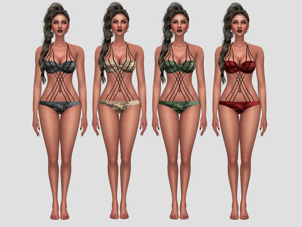 Sims 4 MP Fashion Beach Swimsuits at BTB Sims – MartyP