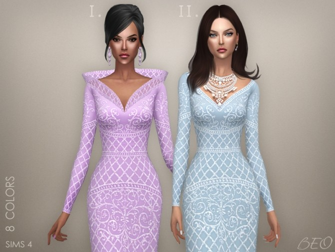 Sims 4 EKATERINA 2 COLLECTION at BEO Creations