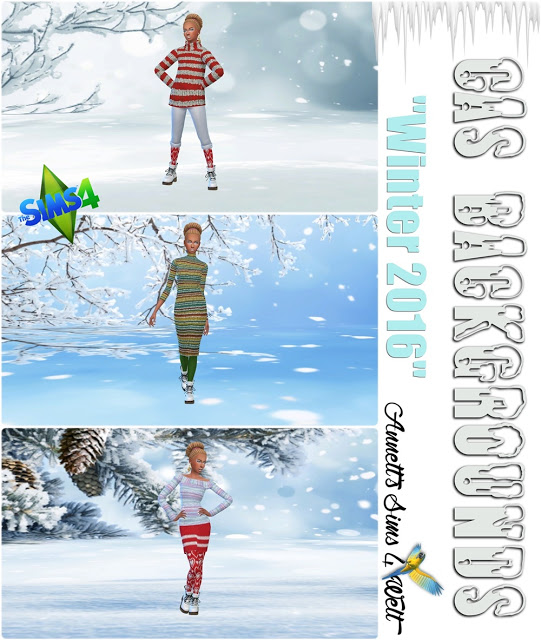 Winter 2016 CAS Backgrounds at Annett's Sims 4 Welt image 555 Sims 4 Updates