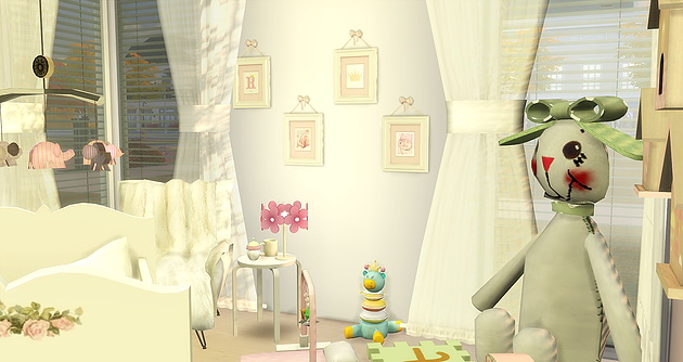 BabyGirl Room at Caeley Sims image 5715 Sims 4 Updates