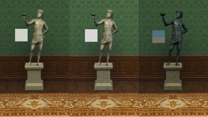Gally De Orleans Statue from TS3 by TheJim07 at Mod The Sims image 6122 670x377 Sims 4 Updates