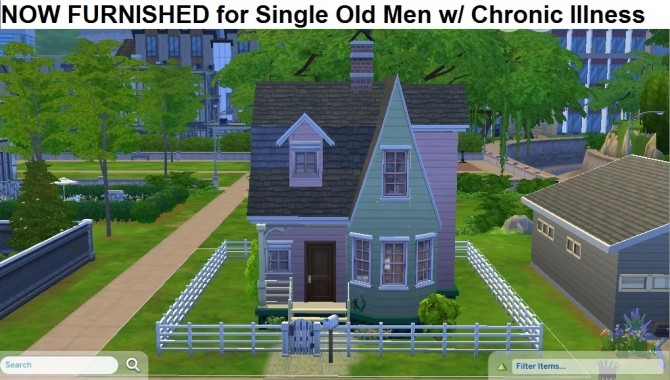 Ups House by whanghansong at Mod The Sims image 7010 670x380 Sims 4 Updates