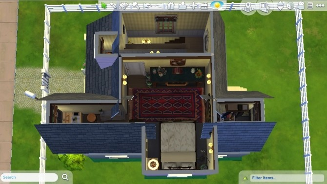 Ups House by whanghansong at Mod The Sims image 7211 670x378 Sims 4 Updates