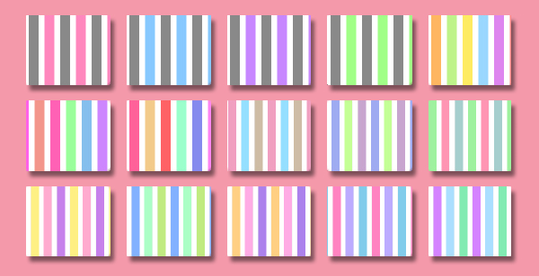 Sims 4 Striped Jumpsuits at Maimouth Sims4