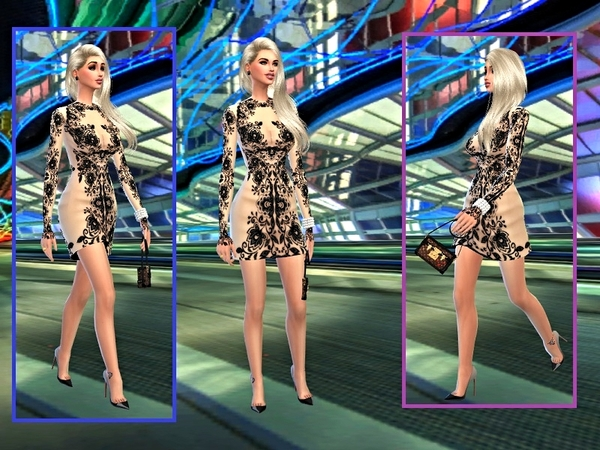 Barbara Moore by casmar at TSR image 736 Sims 4 Updates