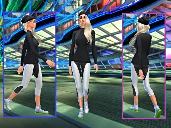 Barbara Moore by casmar at TSR image 746 Sims 4 Updates