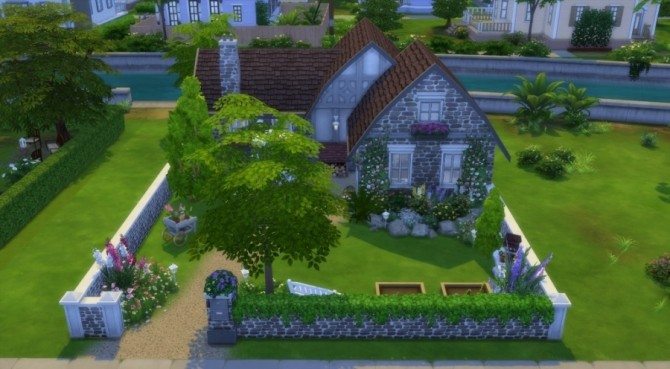 La Pitchoune house by Pyrénéa at Sims Artists image 763 670x369 Sims 4 Updates