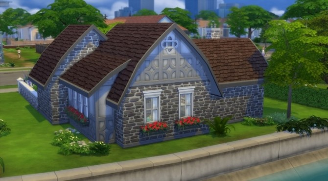 La Pitchoune house by Pyrénéa at Sims Artists image 772 670x369 Sims 4 Updates