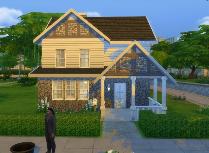 3 Is The Magic Number house by Ciablue at Mod The Sims image 7811 670x490 Sims 4 Updates