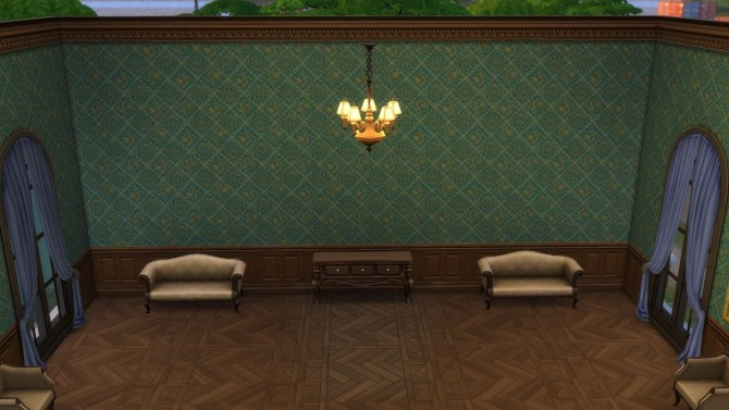 Sims 4 Mansion Panels Part 02 by TheJim07 at Mod The Sims