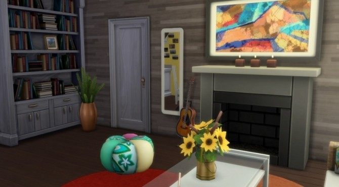 La Pitchoune house by Pyrénéa at Sims Artists image 793 670x369 Sims 4 Updates