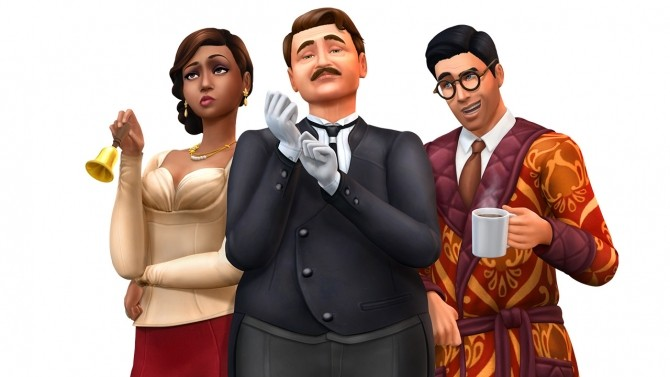 Sims 4 The Sims 4 Vintage Glamour Stuff Pack announced at The Sims™ News