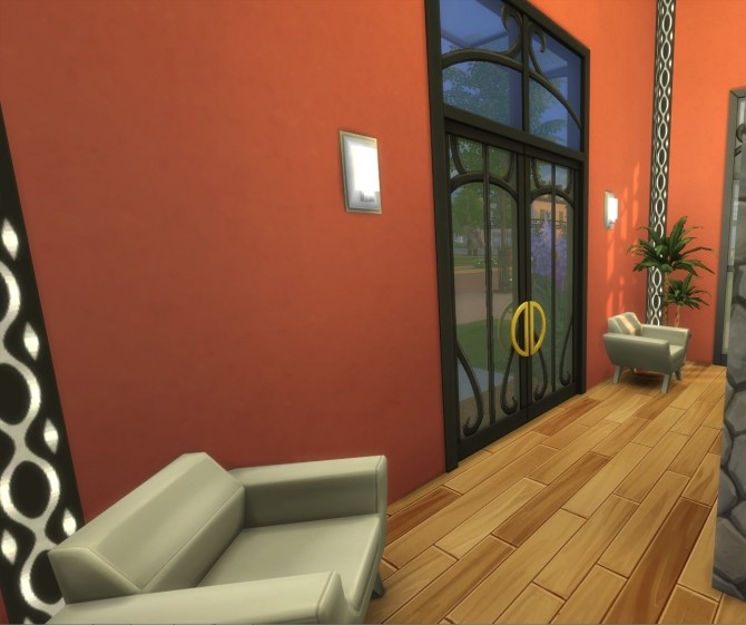 Sims 4 Delusions of Grandeur house by Ciablue at Mod The Sims