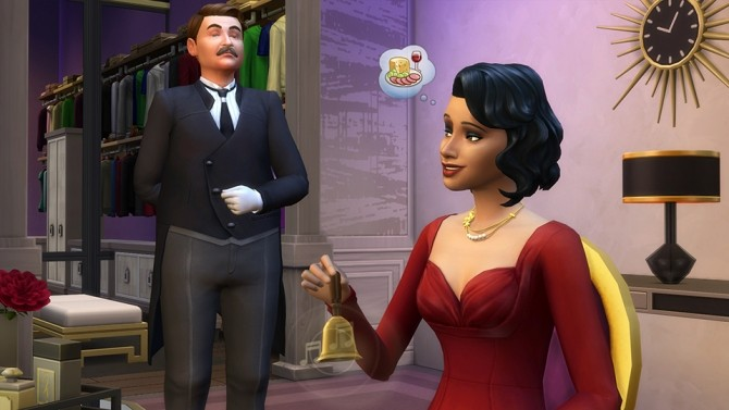 The Sims 4 Vintage Glamour Stuff Pack announced at The Sims™ News image 8416 670x377 Sims 4 Updates