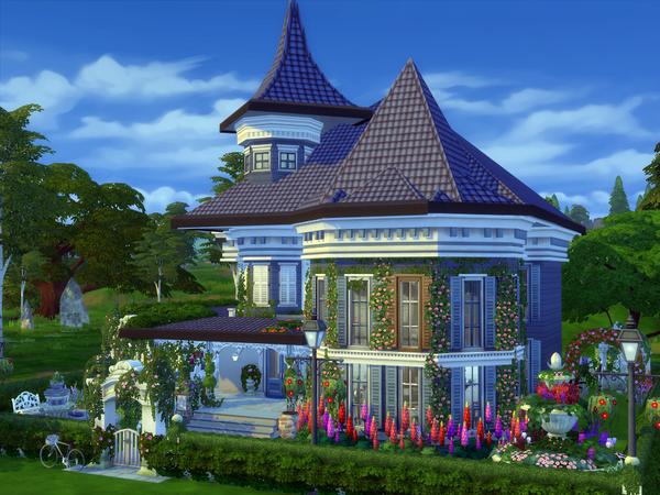 Pasja house by marychabb at TSR image 8510 Sims 4 Updates
