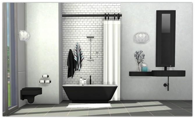 Senza Bathroom at 13pumpkin31 image 854 670x408 Sims 4 Updates