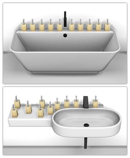 Senza Bathroom at 13pumpkin31 image 865 Sims 4 Updates