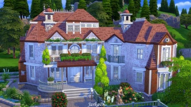 Suburban house No.150 at JarkaD Sims 4 Blog image 9012 670x377 Sims 4 Updates