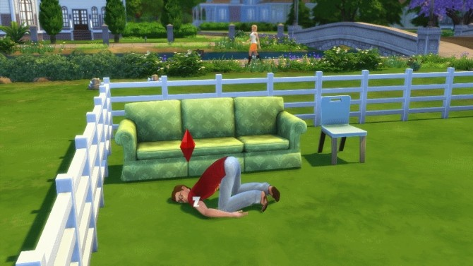 Sims 4 No Autonomous Napping by Ravynwolvf at Mod The Sims