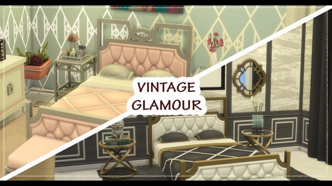 5 Great Vintage Glamour Speed Builds at The Sims™ News image 10710 670x377 Sims 4 Updates