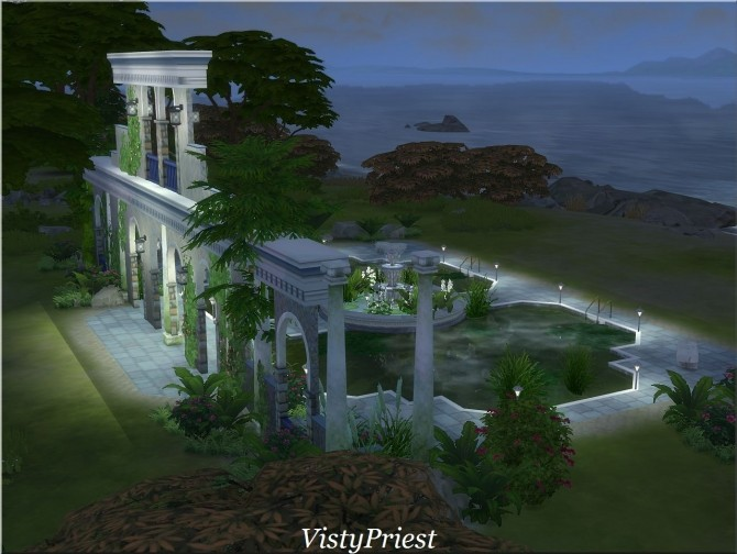Ancient baths at Visty Creations image 10712 670x504 Sims 4 Updates