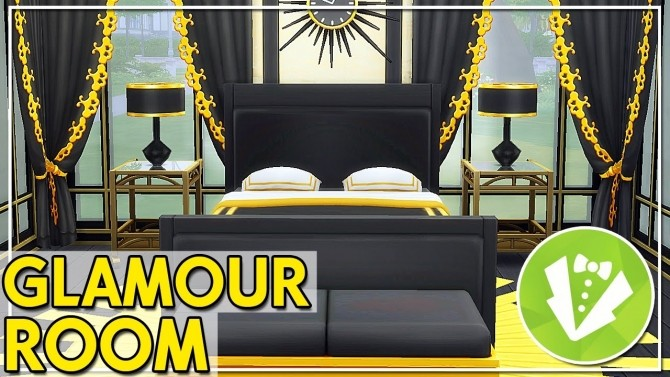 Sims 4 5 Great Vintage Glamour Speed Builds at The Sims™ News