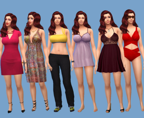 Laura Espus Sassy Trait Model by SimsOMedia at SimsWorkshop image 10914 Sims 4 Updates