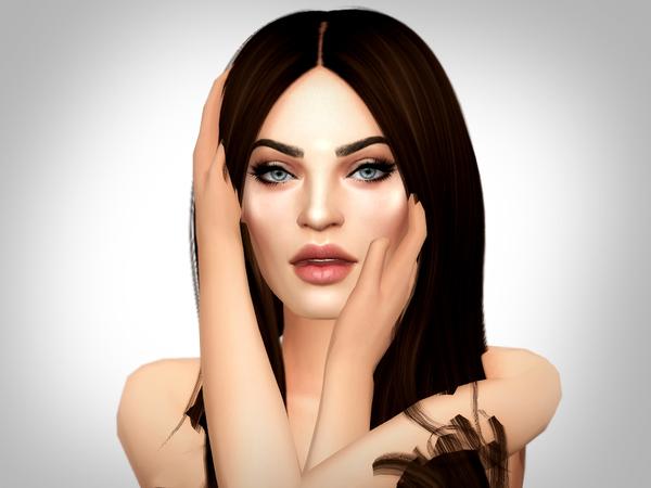 Megan Fox by Softspoken at TSR image 1113 Sims 4 Updates