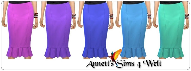 Vintage Glamour Skirt Recolors at Annett's Sims 4 Welt image 1141 Sims 4 Updates