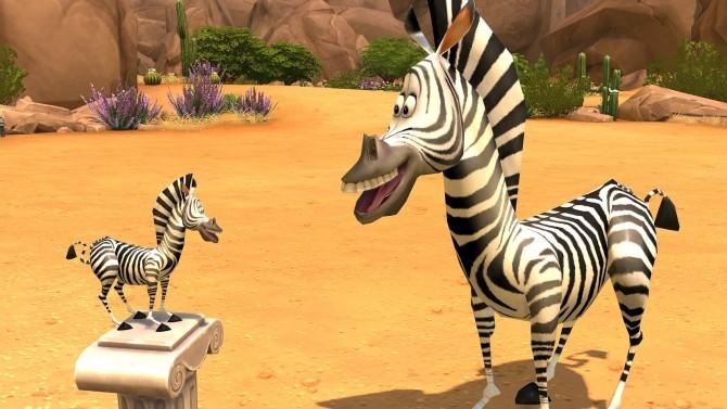 Marty the Zebra at Xelenn image 1143 670x377 Sims 4 Updates