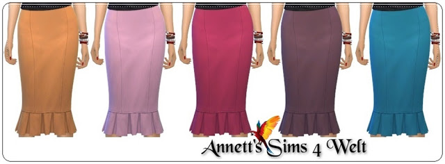 Vintage Glamour Skirt Recolors at Annett's Sims 4 Welt image 1151 Sims 4 Updates
