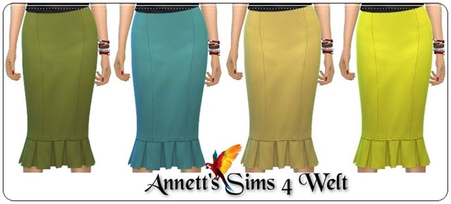 Vintage Glamour Skirt Recolors at Annett's Sims 4 Welt image 1161 Sims 4 Updates