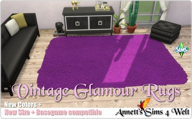 Vintage Glamour Rugs at Annett's Sims 4 Welt image 1181 670x416 Sims 4 Updates