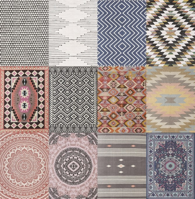 Urban Outers Rugs At Saudade Sims