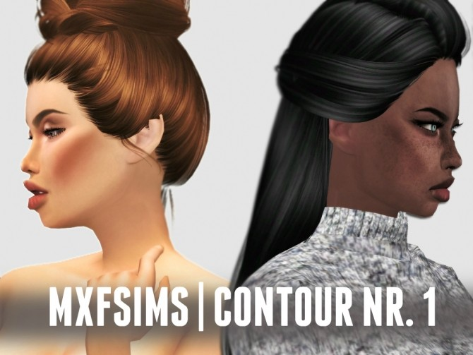 CONTOUR NR. 1 at MXFSims image 1265 670x503 Sims 4 Updates