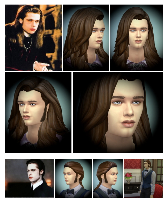 Louis de Pointe du Lac (Interview with the Vampire) at Birksches Sims Blog image 1433 Sims 4 Updates