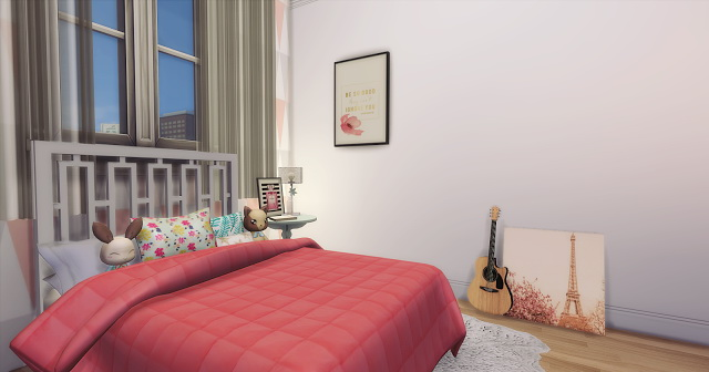 Cute Pinterest Room at Mony Sims image 1437 Sims 4 Updates